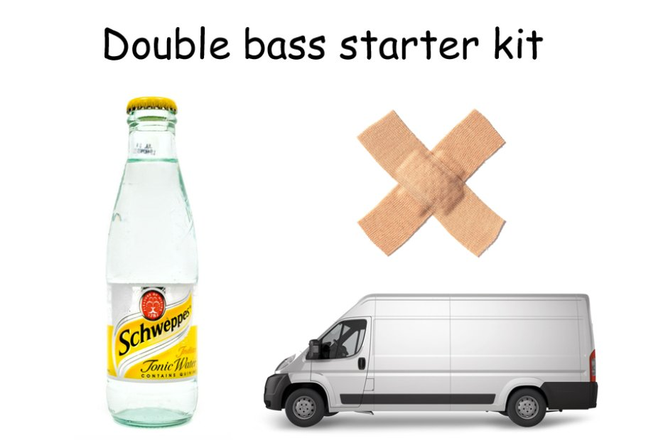 musical instrument starter kit