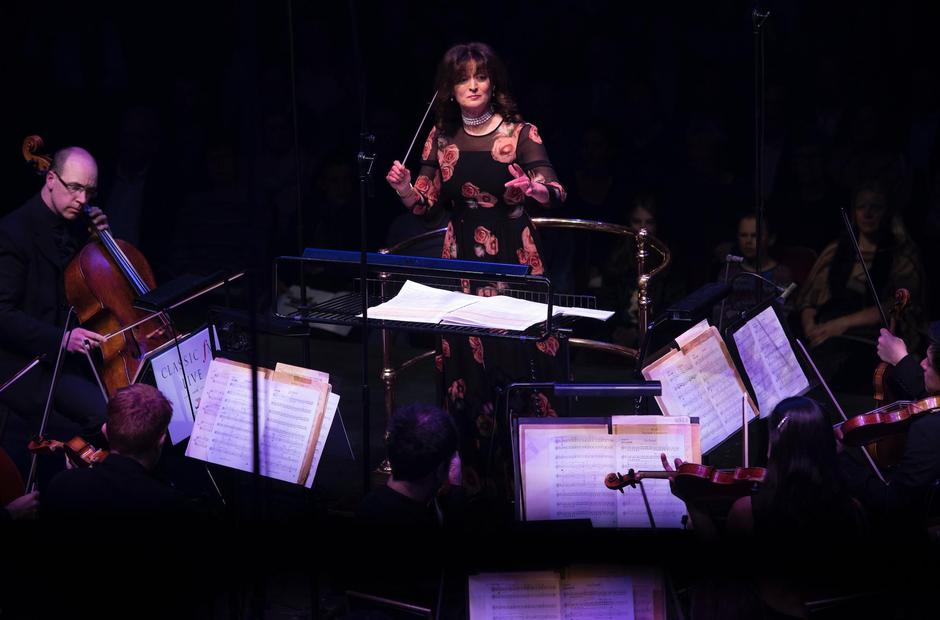 Debbie Wiseman at Classic FM Live, April 2017