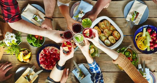 Dinner Party Music cook your perfect meal and we'll tell you what music you should